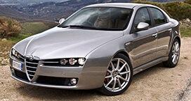 Alfa Romeo KFZ Versicherung