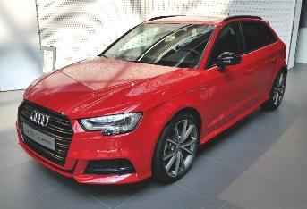 Audi A3 KFZ Versicherung