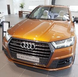 Audi Q7 KFZ Versicherung