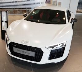 Audi R8 KFZ Versicherung