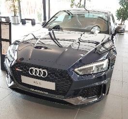 Audi RS5 KFZ Versicherung