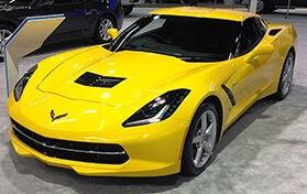 Corvette KFZ Versicherung
