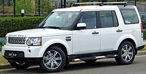 Land Rover KFZ Versicherung